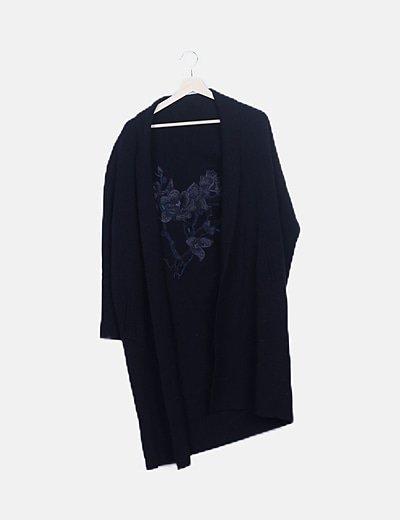 Uterqüe long coat