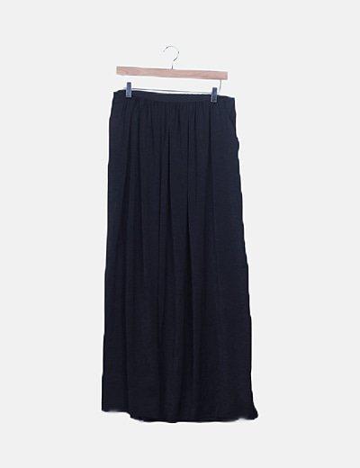 Bershka maxi skirt