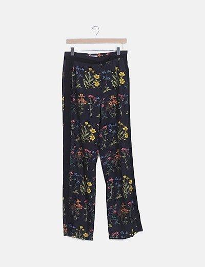 Pantaloni a zampa H&M