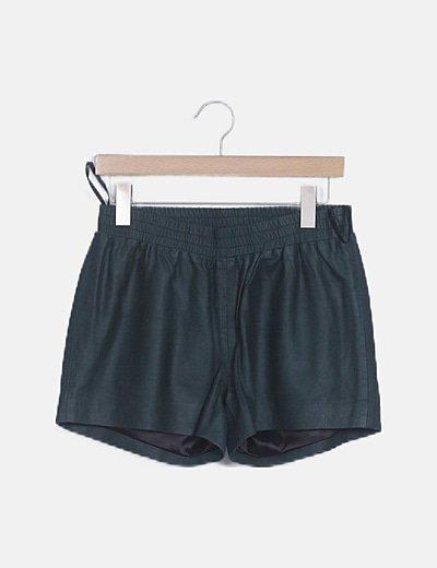 VILA Bermuda shorts