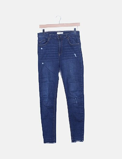 Jeans skinny ripped