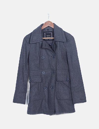 Pepe Jeans long coat