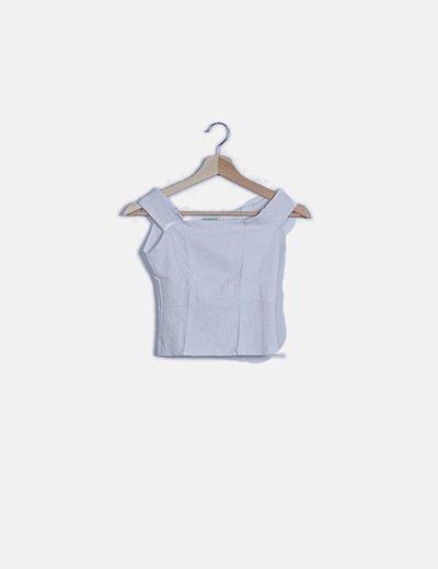 Camiseta blanca basic