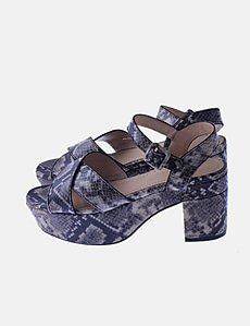 Sandália de salto alto ZARA Mulher | Compre Online em Micolet.pt