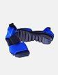Sandalia combinada azul neopreno Arche