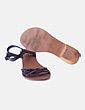 Sandalia marrón strass Gioseppo