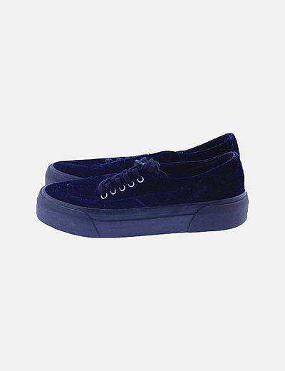 Sapatos com plataforma Pull&Bear