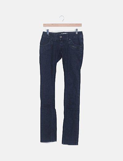 Pantaloni dritti Zara