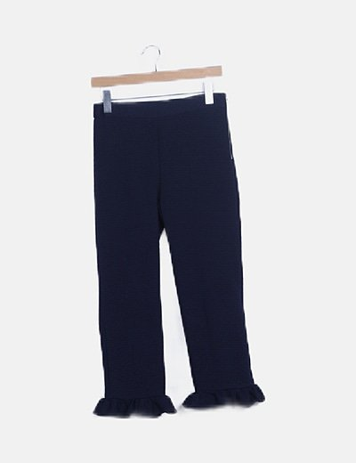 Kling flared trousers