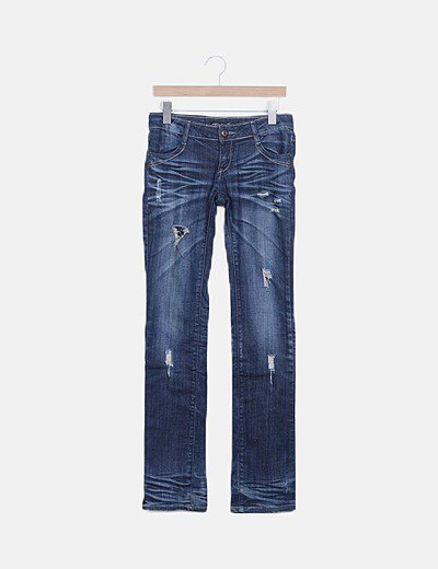 Reals Jeans straight trousers