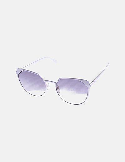 Gafas de sol montura metálica