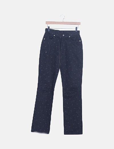 Easy Wear straight trousers