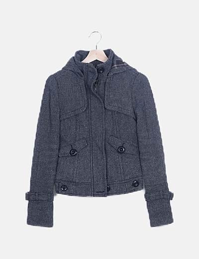 XDYE trench coat