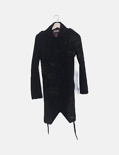 Cappotto lungo Desigual