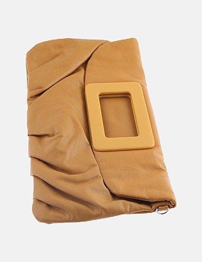 Bolso de mano amarillo
