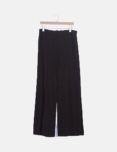 Pantalón chino marrón raya diplomática