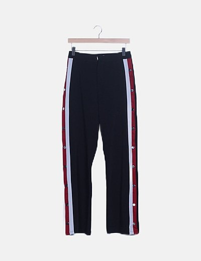 Vera & Lucy straight trousers