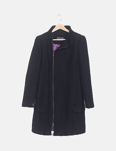 Cortefiel long coat