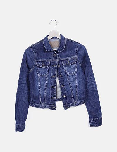 Giacca di jeans Amisu