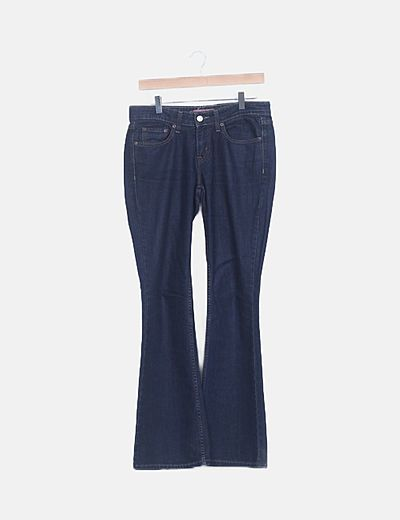 Levi's flared trousers