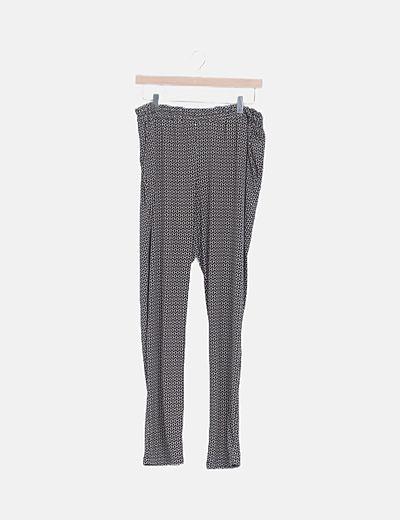 Pantalon patte d'éléphant Trucco