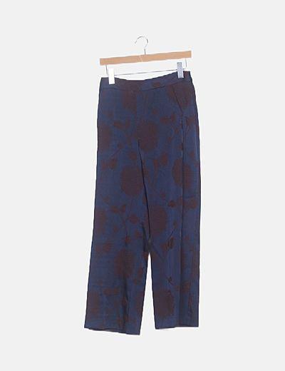 Pantaloni a zampa Zara