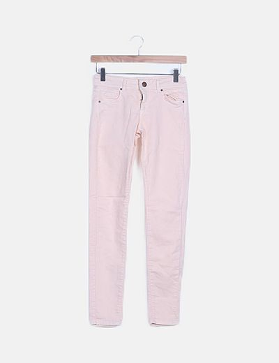 Suiteblanco cigarette trousers