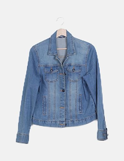 Giacca di jeans Kiabi