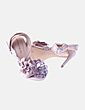 Karolina fresneda heeled sandals