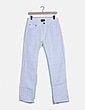 Jeans denim blanco Springfield