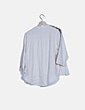 Camisa blanca bordados Lefties