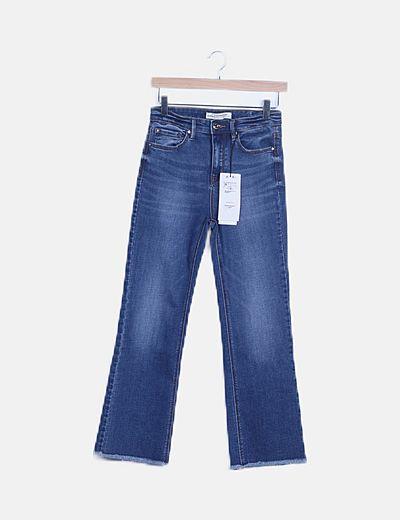 Jeans bootcut denim