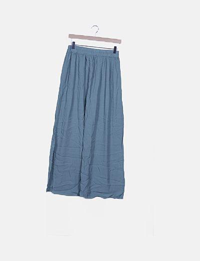 Maxi falda verde