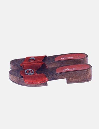 Sandales à talons Fórmula Joven