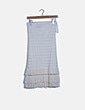 Falda crochet blanca Espliego