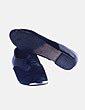 Zapato negro combinado Bluegenex