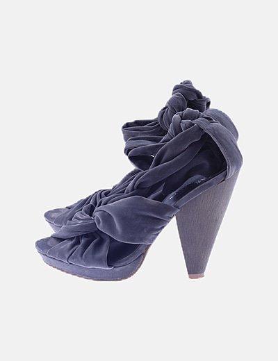 Sandálias de tacão Marypaz