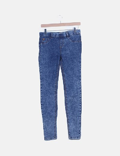 Jegging denim