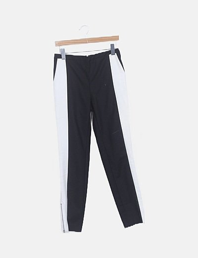 H&M straight trousers