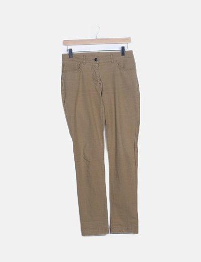 Jeans beige skinny