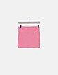 Falda mini tubo rosa flúor Primark