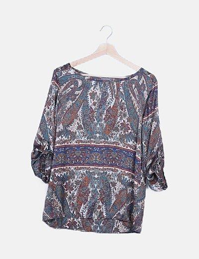 Blusa Easy Wear