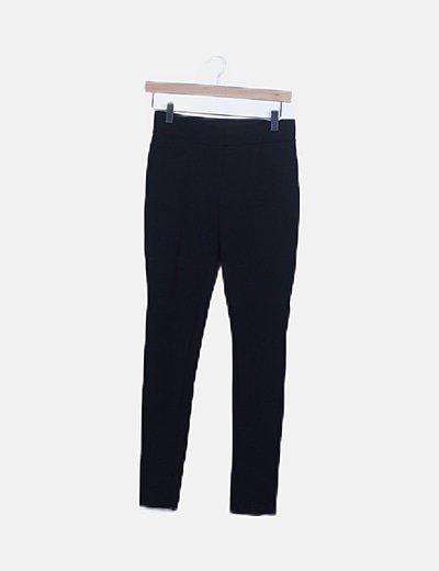 Legging skinny negro básico