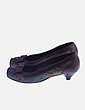 Zapato tacón bicolor combinado Miss Sixty