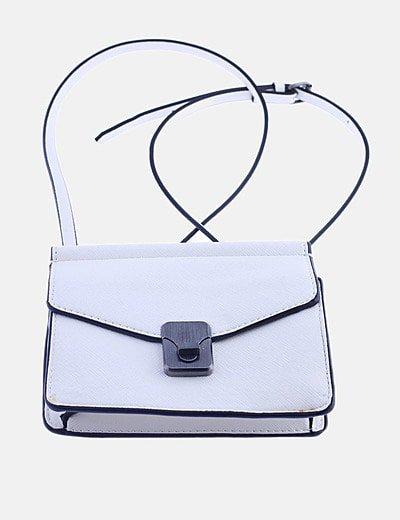 Bolso mini blanco