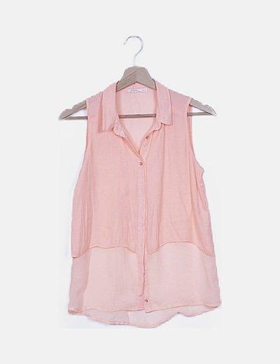 Camisa flúor combinada