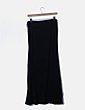 Falda negra con bolsillos NoName
