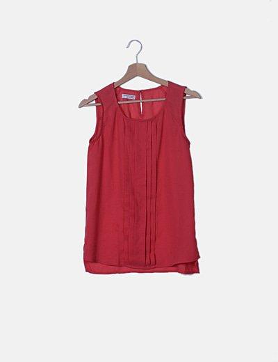 Blusa roja