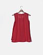 Blusa roja Suiteblanco