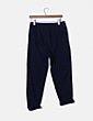 Pantalón azul marino baggy NoName